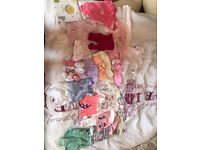 Baby girl bundle first size/ 0-3 months