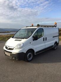Vauxhall vivaro (Direct from BT)2007 , 79k ,FSH