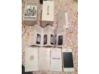 Apple iPhone 4S 16GB white EE/Virgin/Orange/T good cond boxed with USB no offers