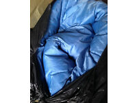 sleeping bag single used
