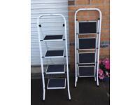 4 Tier Folding Step Ladders