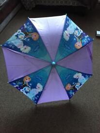 Frozen princess umbrella