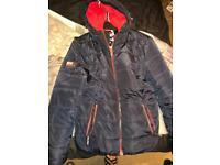 Superdry Coat - worn twice