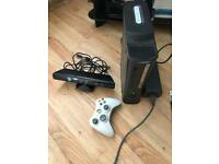 120gb xbox 360 with loads of games