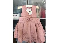 3-4 years old girls dress- New with tag
