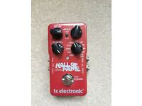 Hall of Fame Reverb Guitar Pedal - TC Electronic