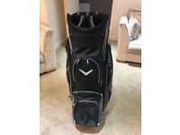 Three golf bags forsale