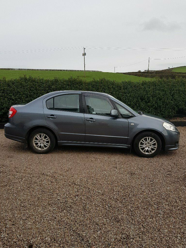 81ce9b05a4 Reliable Suzuki SX4 Saloon. Newry ...