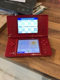 Nintendo red DS
