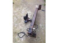 Landrover Freelander 1 Towbar & Electrics
