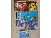 british grand prix programmes from 90s