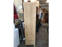 IKEA WARDROBE IN SOLID WOOD VERY GOOD CONDITION
