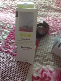 Tom tom spark cardio and music GPs fitness watch