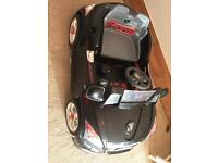 Kids electronic Audi car includes charger
