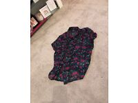 Girls New Look Fashion Blouse, Age 14