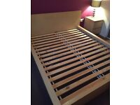 KING SIZE IKEA BED