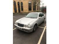 SOLD. Mercedes e 270 cdi left hand drive lhd automatic diesel
