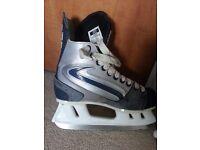 Sherwood Raptor Ice Skates Size 3