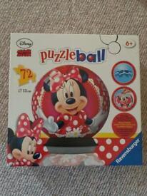 3D puzzle Minnie
