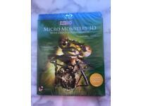 David Attenborough's Micro Monsters 3D