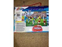 3D football jigsaw