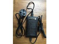 Motor caddy lead acid battery charger.