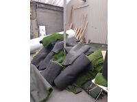 Artificial Grass off-cuts