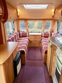 Swift Charisma 230 2001 with motor mover and new awning