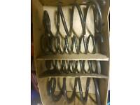 Eibach lowering springs for ford focus mk2