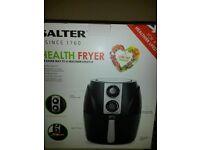 Salter health fryer.