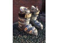 Head S8 Ski Boots