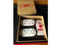QTPI The Tiny Games Console