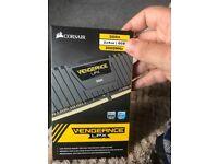Corsair Vengeance 2 x 4 8Gb DDR4 3000MHz Ram