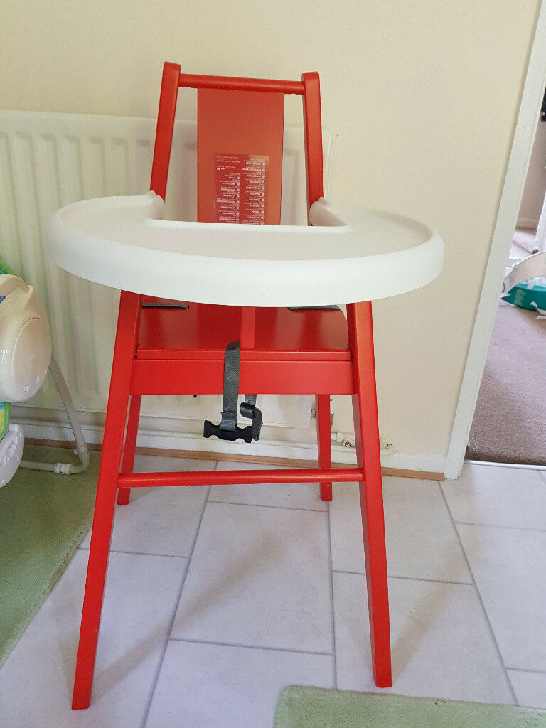 Ikea Blames High Chair with Tray