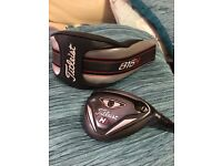 Titleist Hybrid 816H1 21 degrees
