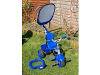 Little Tikes Trike - Blue. Great condition. Priced to sell quickly.