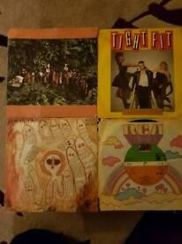8 Various singles