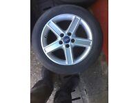 Ford Focus alloy wheel 16inch