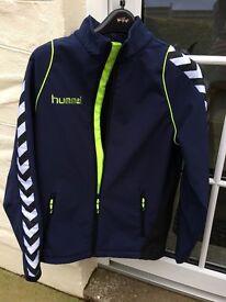 Hummel sports jacket, teenage