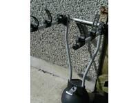 Towbar Bicycle rack