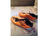 Adidas f50 football mould football boots