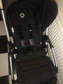 Bugaboo Bee Plus Black Pushchair