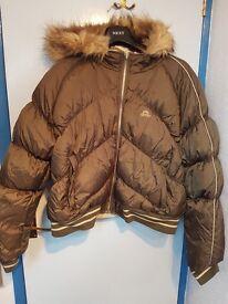 J LO Ladies reversible jacket