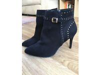 New Look Size 6 Never Worn high heel boots