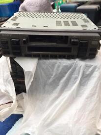 Sony Goodmans Panasonic car cassette player tapes