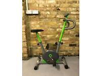 Junior racing exercise cycle from Phit Kidz exercise bike