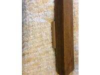 Beautiful Chunky Wooden Shelf