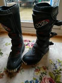 Motorbike / Quad bike boots