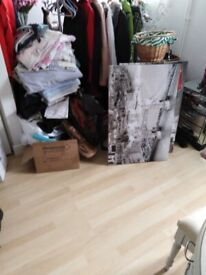 Yard sale at 85 bridlebank way Weymouth dt3 5rr on Tuesday 11th Aug from 11 am to 4pm