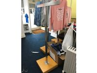 Top Brand Good Quality retail clothing Display Stand